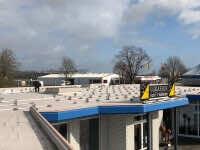 Neue Photovoltaikanlage | Montage auf dem Dach | Leuchten Lukassen