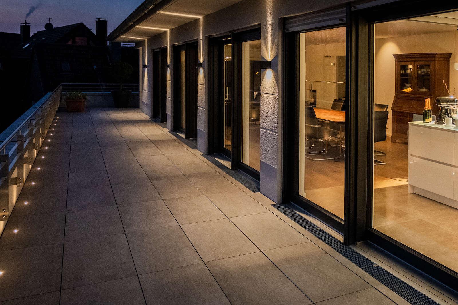 Lichtplanung | Umsetzung Beleuchtung im Außenbereich | Leuchten Lukassen