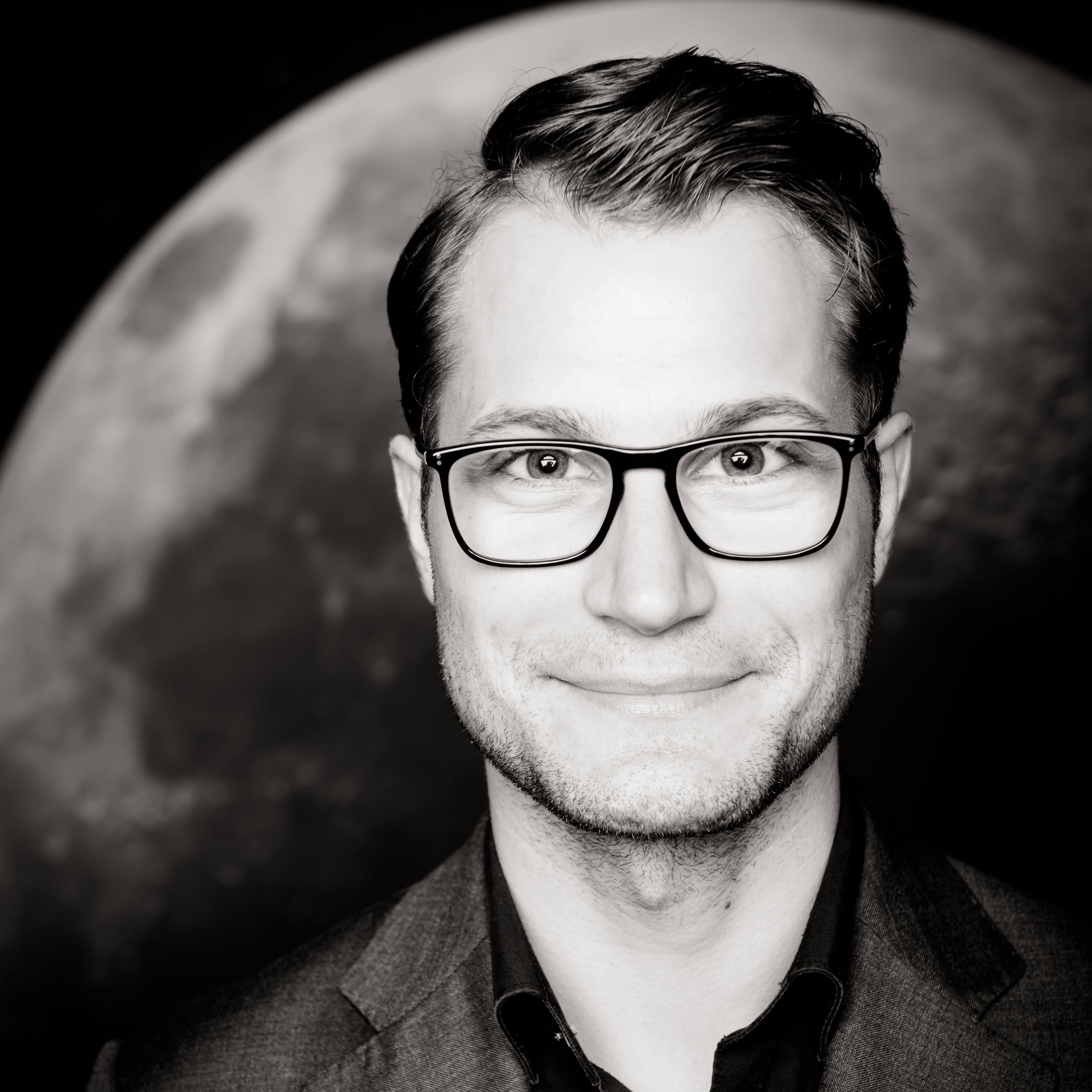 Porträt Tristan Lukassen | Leuchten Lukassen