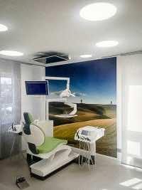 Referenzen | Zahnarztpraxis Gescher | Behandlungsraum | Leuchten Lukassen