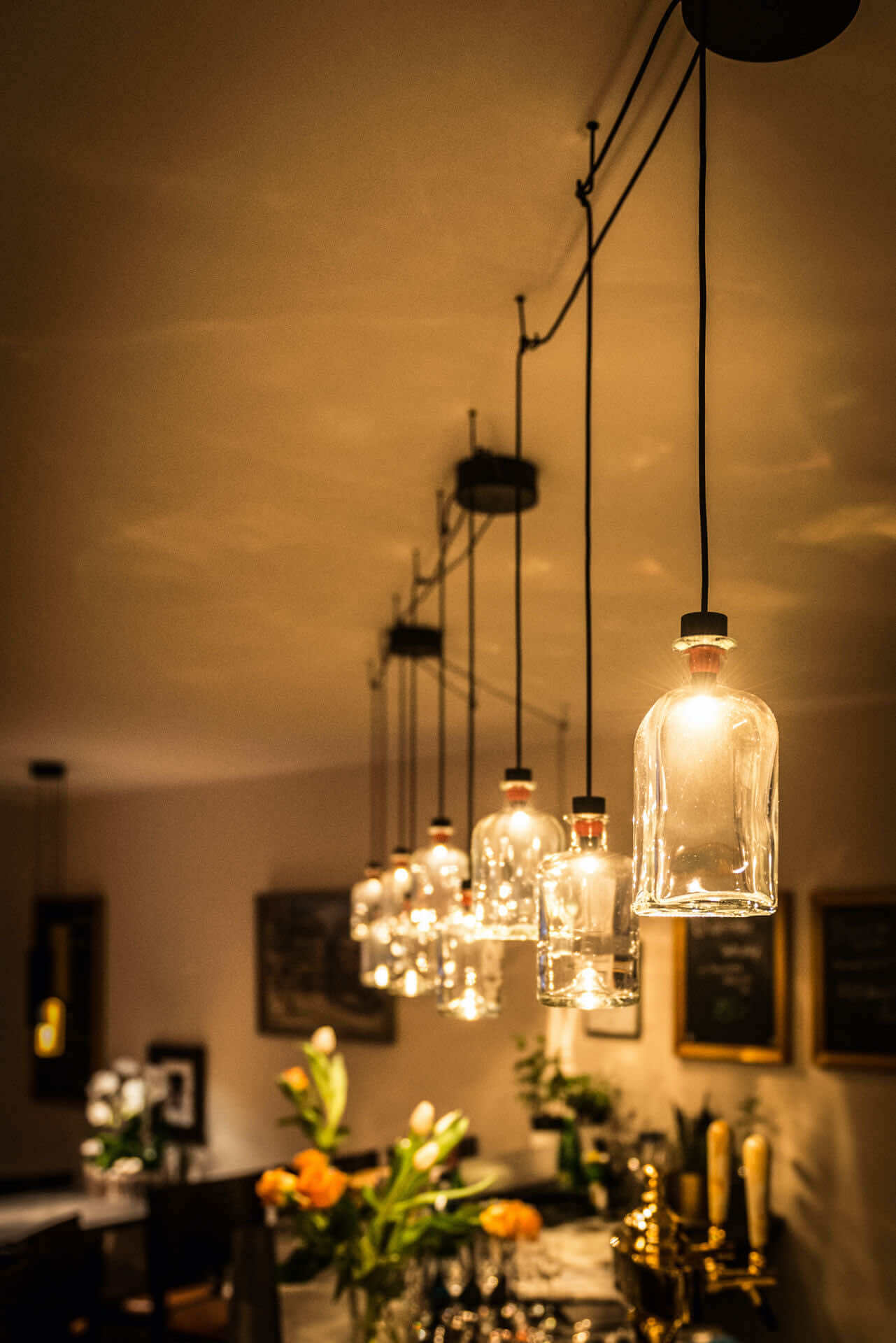 Barbeleuchtung Wever & Ducré Cork | Leuchten Lukassen