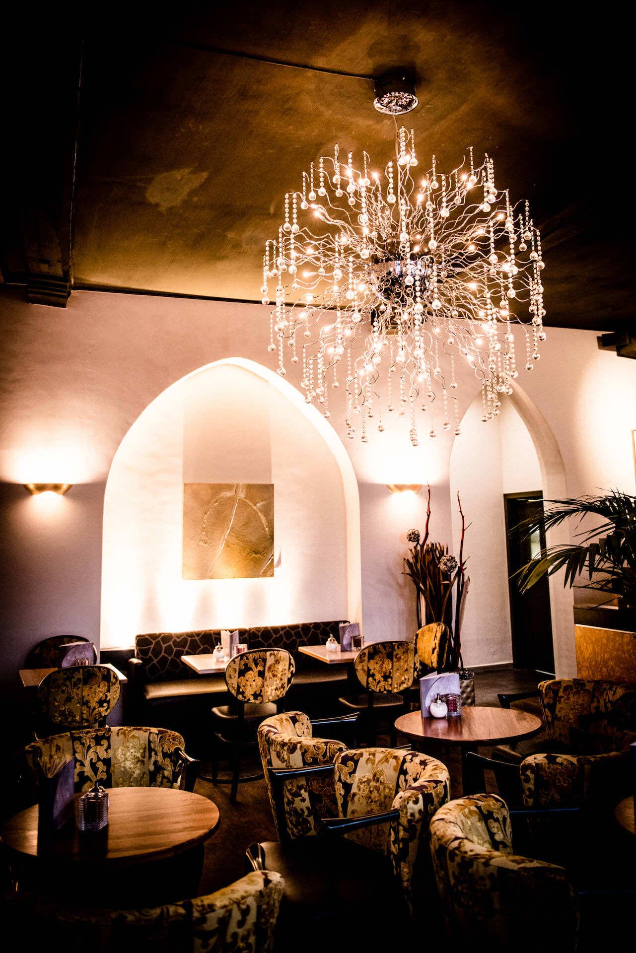 Restaurantbeleuchtung Amadeus Kalkar | Leuchten Lukassen