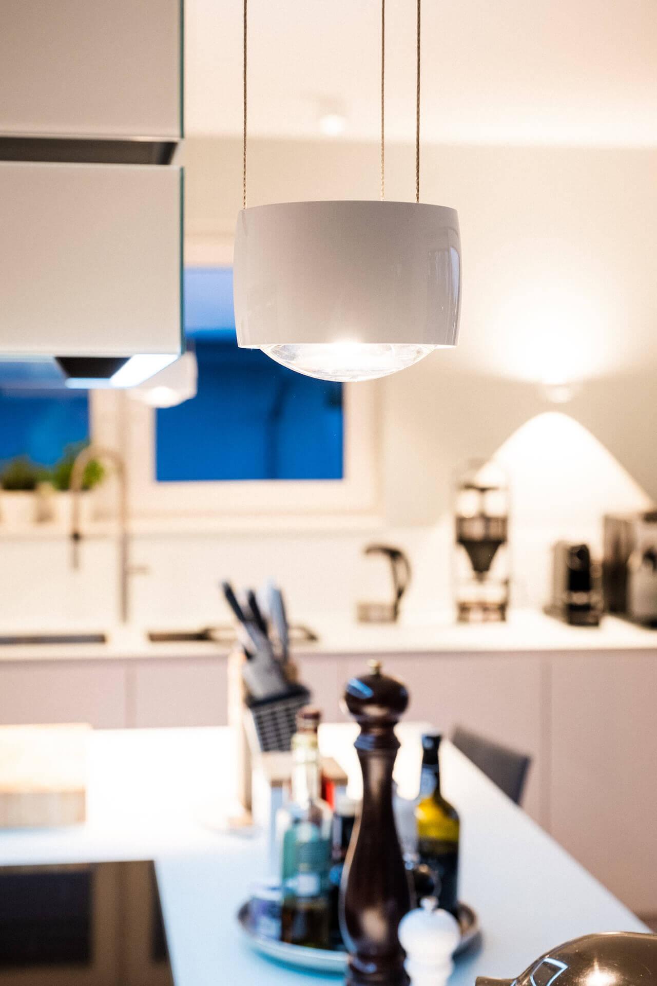 Tresenbeleuchtung Occhio Sento Sospeso | Leuchten Lukassen