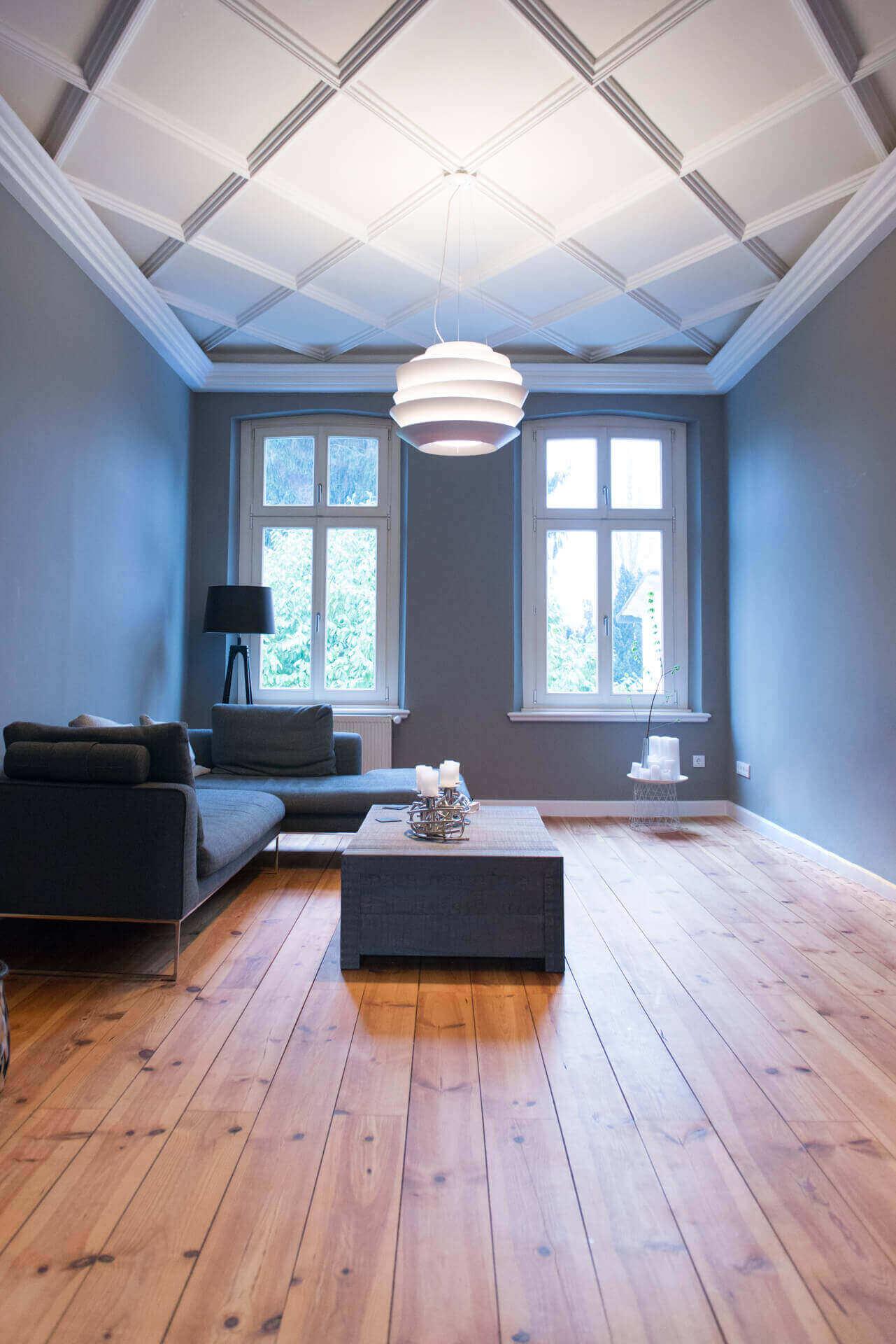Wohnzimmerbeleuchtung Foscarini Le Soleil | Leuchten Lukassen