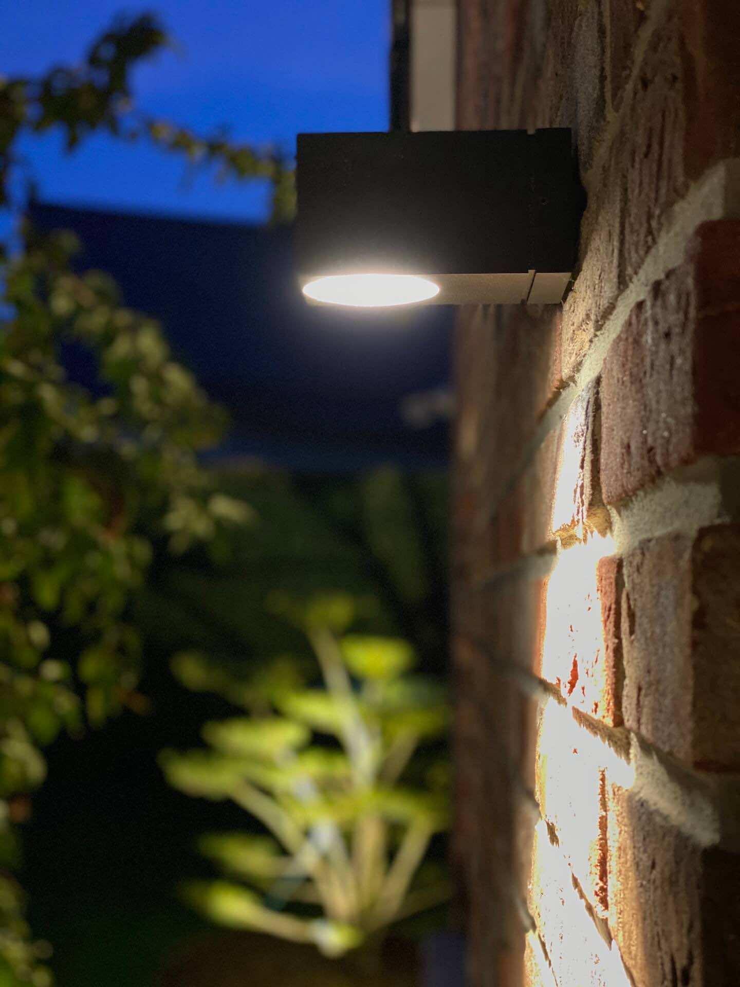 Outdoorbeleuchtung | Wandleuchte Como | Leuchten Lukassen