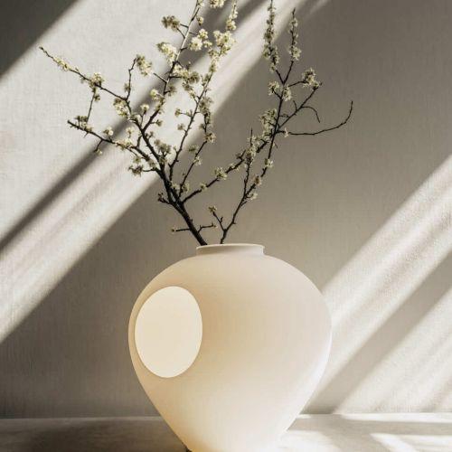 Foscarini   Madre   Ast in Vase   Leuchten Lukassen Lichtdesign