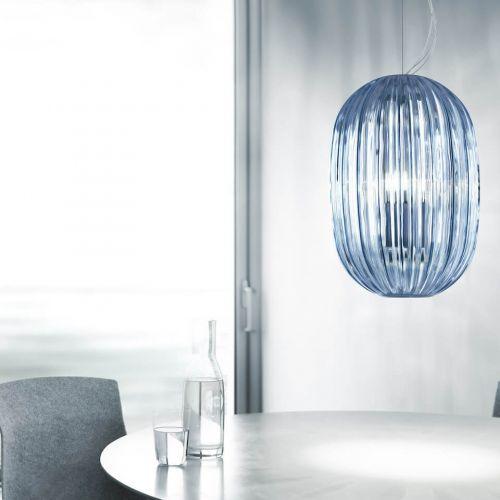 Foscarini | Plass | Tisch mit Stühlen | Leuchten Lukassen Lichtdesign