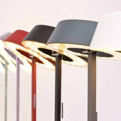 Oligo   Glance   Akku-Tischleuchte in verschiedenen Farben   Leuchten Lukassen Lichtdesign